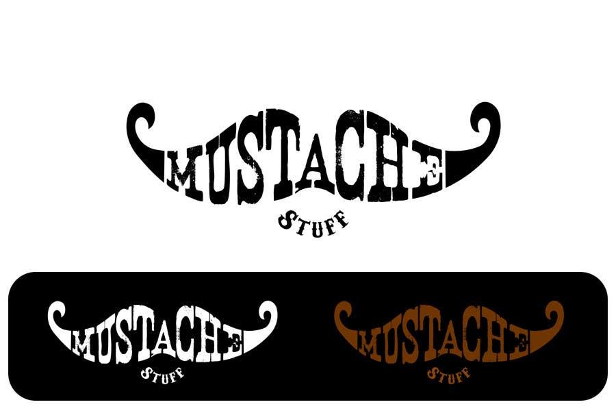 Proposition n°                                        170                                      du concours                                         Logo Design for MustacheStuff.com