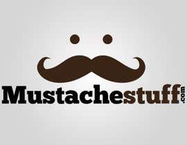 #111 for Logo Design for MustacheStuff.com by azizdesigner
