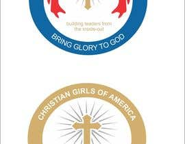 #19 untuk Design a Logo for Christian Girls Of America oleh keshidesigner