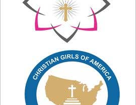 #22 for Design a Logo for Christian Girls Of America af keshidesigner