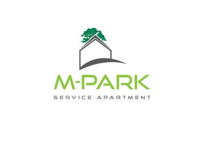 #25 for Design a Logo for M-Park af mdrashed2609
