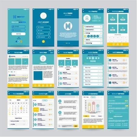 Konkurrenceindlæg #                                        28                                      for                                         Ui designing for Static pages of a Crypto platform.