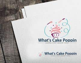 #38 for What's Cake Poppin' LLC Logo by Zattoat
