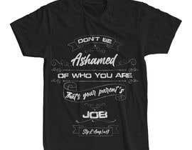 nº 116 pour T-shirt design (ash) par SDEY2021