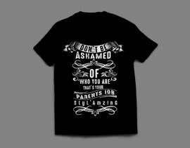 nº 96 pour T-shirt design (ash) par mehedihasan144