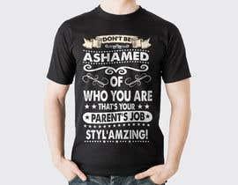 nº 101 pour T-shirt design (ash) par joyapodder1