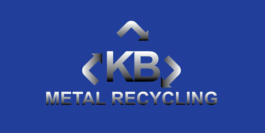 Contest Entry #                                        34                                      for                                         Design a Logo for K.B Metal Recycling