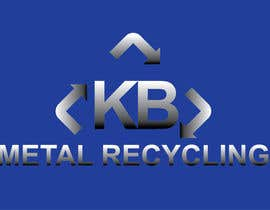#34 para Design a Logo for K.B Metal Recycling por Vodanhtk