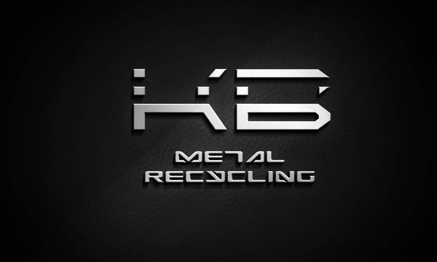 Bài tham dự cuộc thi #63 cho Design a Logo for K.B Metal Recycling