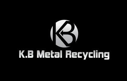 #69 for Design a Logo for K.B Metal Recycling af SergiuDorin
