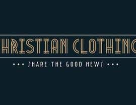 #3 for Design a Logo for Christian Clothing af vansaonguyen