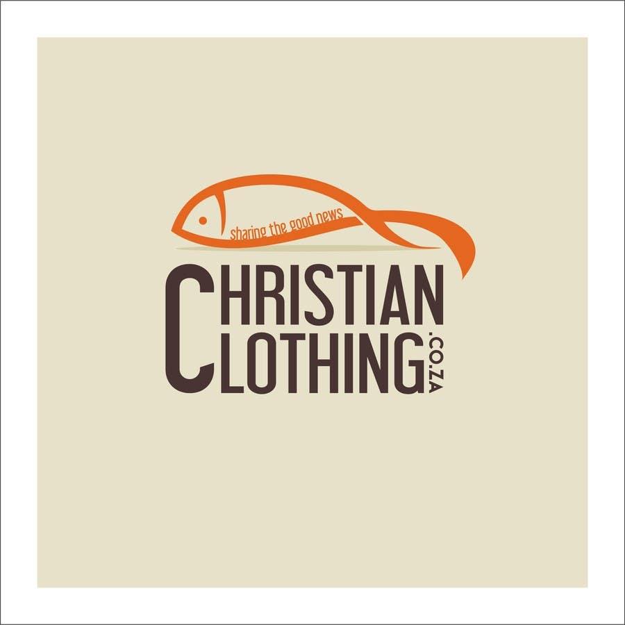 Konkurrenceindlæg #17 for Design a Logo for Christian Clothing