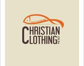 #17 para Design a Logo for Christian Clothing por MaxMi