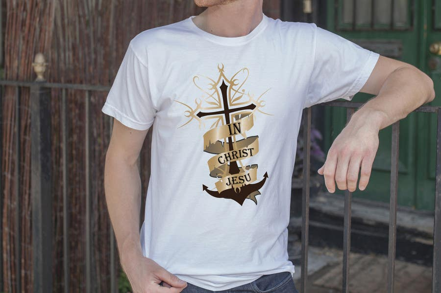 Contest Entry #35 for Design a T-Shirt for Christian Clothing