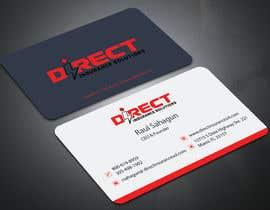 #120 untuk Direct Insurance Solutions - Business Card Design oleh allaboutacademy