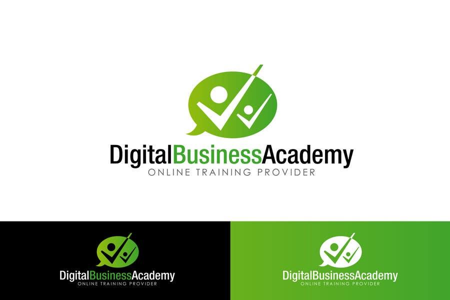 Contest Entry #30 for Logo Design for the Digital Business Academy