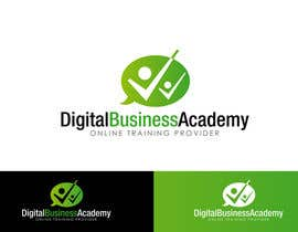 nº 30 pour Logo Design for the Digital Business Academy par Designer0713