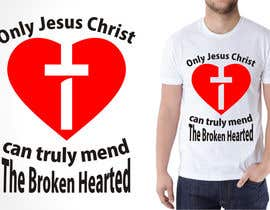 #7 for Design a T-Shirt for Broken Hearted af sekarkalalo