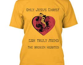 #12 for Design a T-Shirt for Broken Hearted by lahiruinjobs