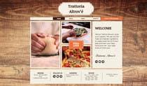 Website Design Contest Entry #1 for Design a Website for Altrove Pizza