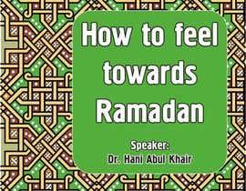 Nro 12 kilpailuun Flyer for 'Ramadan Lecture' käyttäjältä Vadimfreelance