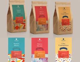 Nro 130 kilpailuun Talana Coffee package label design käyttäjältä biswasshuvankar2