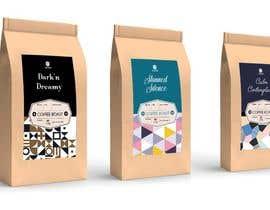 Nro 126 kilpailuun Talana Coffee package label design käyttäjältä MasterDesignRO