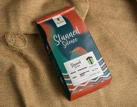 Nro 105 kilpailuun Talana Coffee package label design käyttäjältä aslamnajeeb