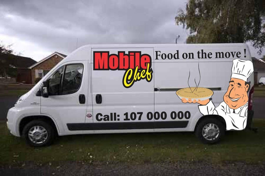 Konkurrenceindlæg #                                        2                                      for                                         New Food Truck Concept