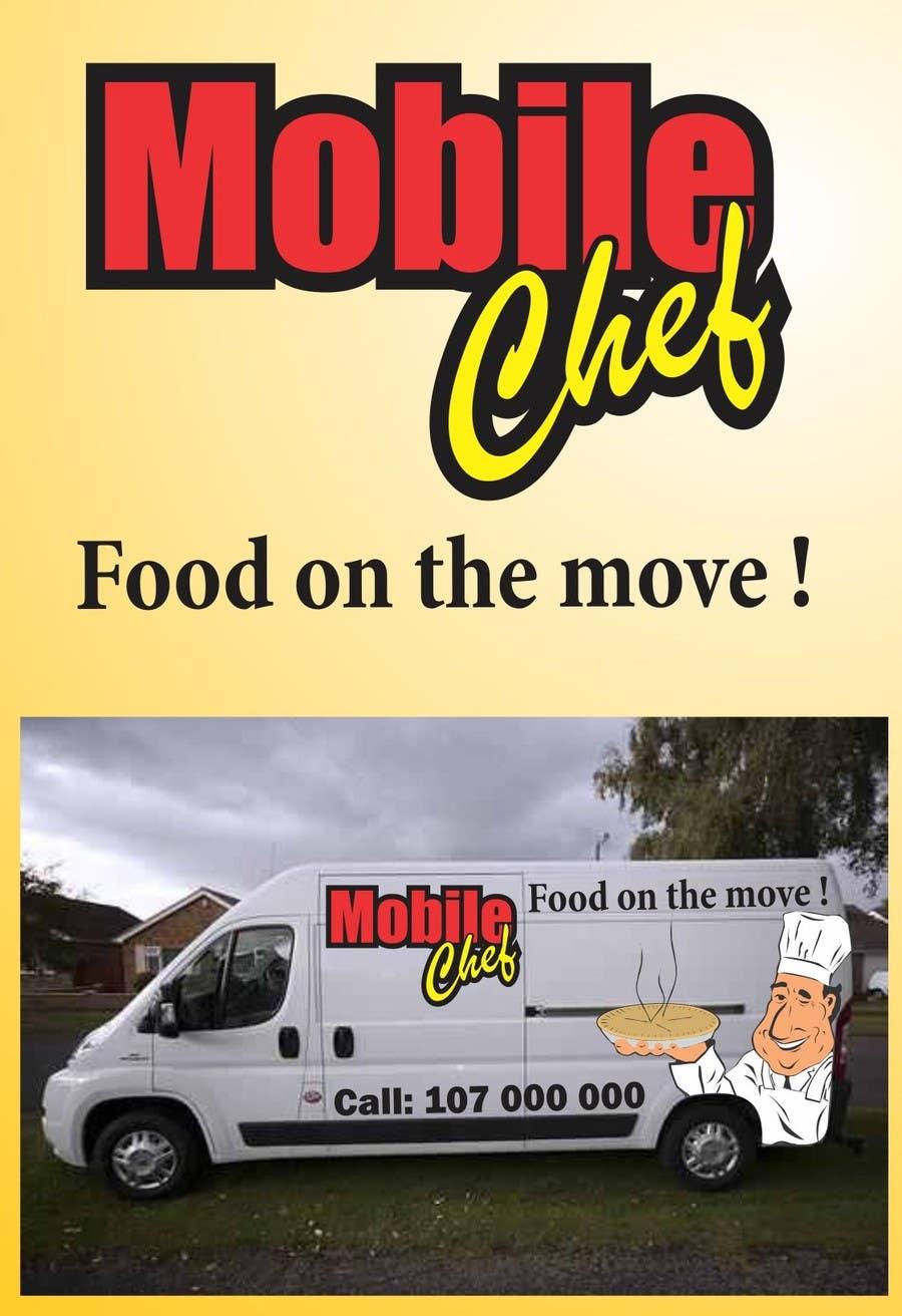 Konkurrenceindlæg #                                        7                                      for                                         New Food Truck Concept