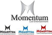 Graphic Design konkurrenceindlæg #132 til Logo Design for Momentum Live Entertainment
