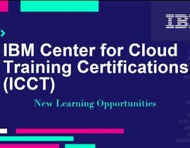 #66 for Presentation to enhance the learning experience of IBM Cloud Programs af Farahnadeem504