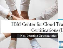 #86 pentru Presentation to enhance the learning experience of IBM Cloud Programs de către Farahnadeem504