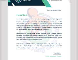 Nro 114 kilpailuun Design me a logo and letter head for my business käyttäjältä meherab006