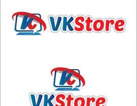 #17 para Projetar um Logo for VKStore por Juliano905