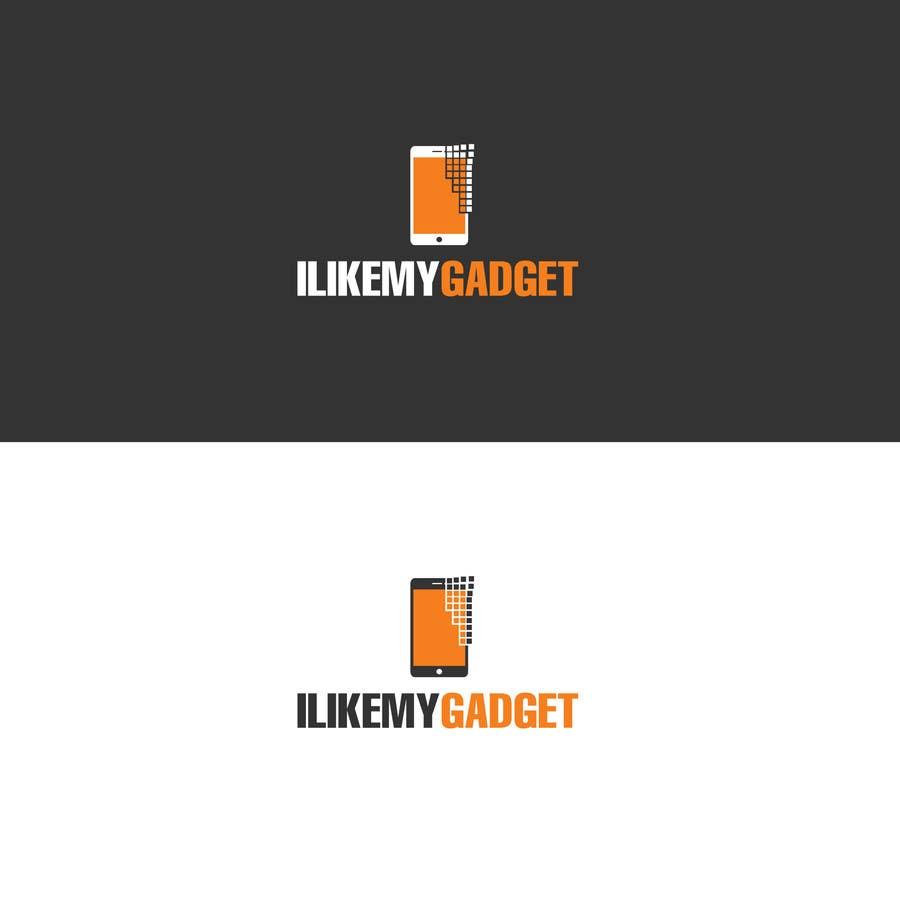 Konkurrenceindlæg #61 for Design a logo for a webshop called iLikeMyGadget.com