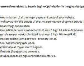nº 12 pour SEO optimizations for my website par aupadhyay03