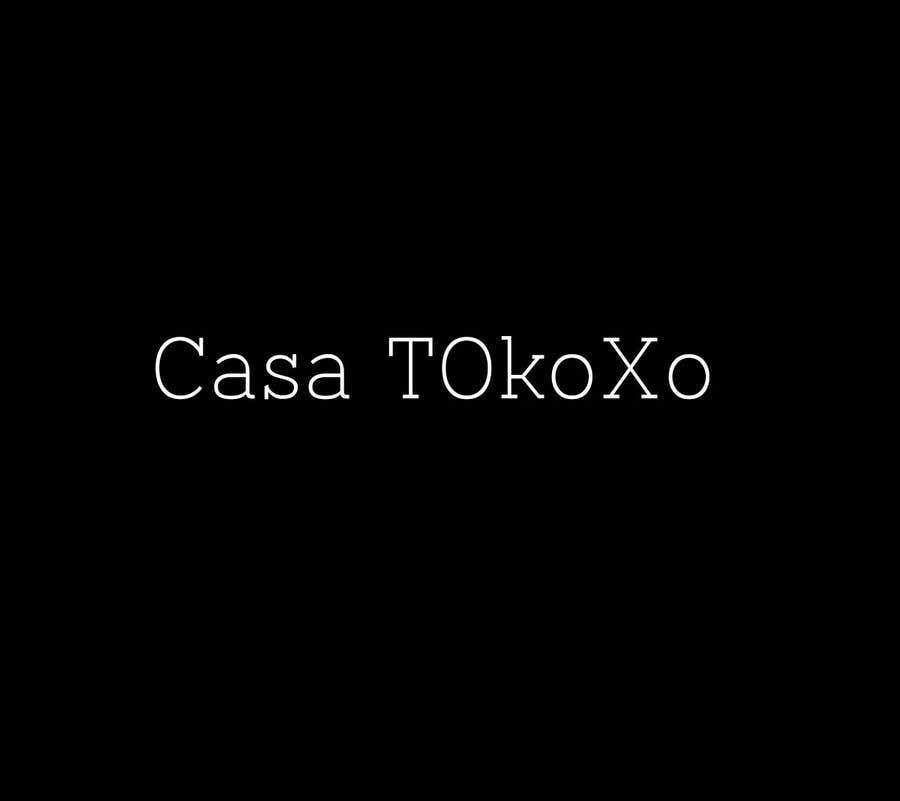 Penyertaan Peraduan #                                        286                                      untuk                                         Logo Casa Tokoxo