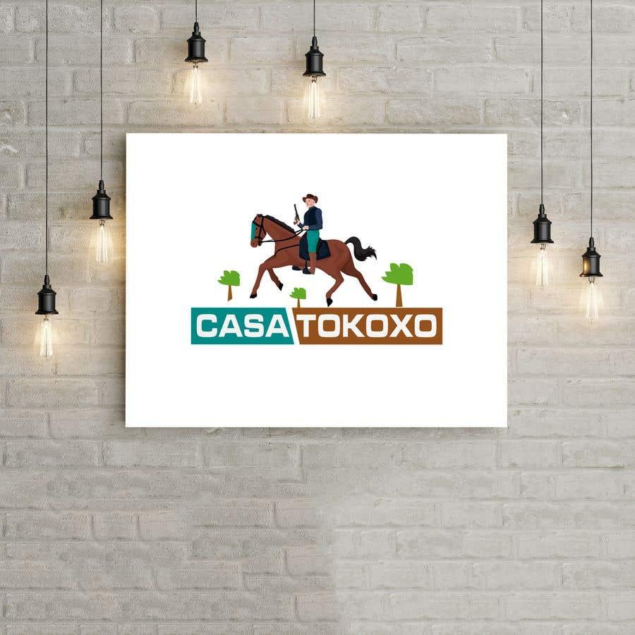 Penyertaan Peraduan #                                        253                                      untuk                                         Logo Casa Tokoxo