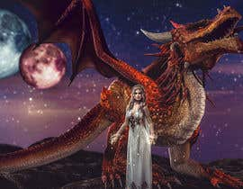 #63 pentru Dragon Scene illustration or Photomanipulation de către ryakou