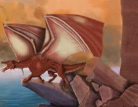 #46 pentru Dragon Scene illustration or Photomanipulation de către islamfarid485
