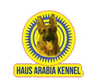 #10 for Haus Arabia Kennel af elfiword