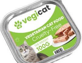 #31 for Design Cat Food Label af Creativeboione