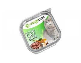 #37 for Design Cat Food Label af goranblagica28