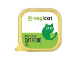 #133 for Design Cat Food Label af rakibulislam8791
