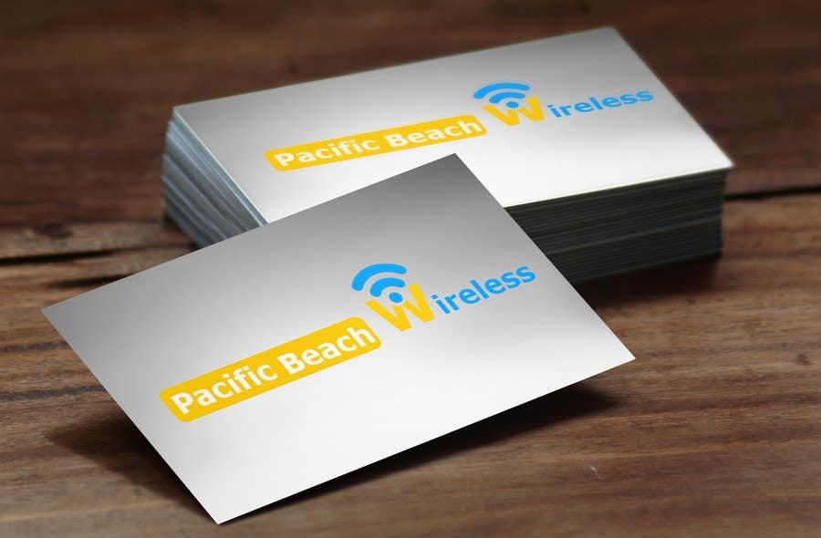 Konkurrenceindlæg #                                        24                                      for                                         Design a Logo for a  Wireless Store