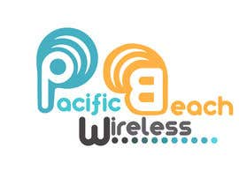 #41 para Design a Logo for a  Wireless Store por mo2c
