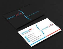 nº 1381 pour Business Card Design par mmahedi61