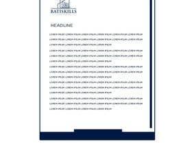 nº 29 pour identité visuelle : Papier à En-tête facture et lettres , Enveloppes Et Cartes De Visite , bannière de signature pour email par AbodySamy