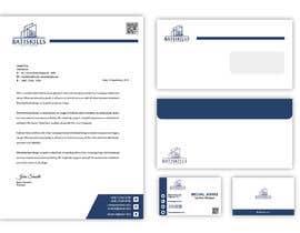 nº 21 pour identité visuelle : Papier à En-tête facture et lettres , Enveloppes Et Cartes De Visite , bannière de signature pour email par khalidrajaa04